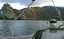 travesia Isla de Alborán y Maro
